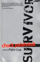 Survivor: A Novel by Chuck Palahniuk