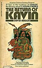 The Return of Kavin by David Mason