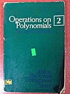 Operations on polynomials by Leon J. Ablon