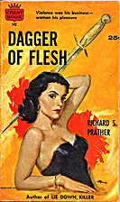 Dagger of Flesh by Richard S. Prather
