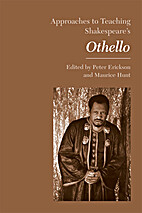 Approaches to Teaching Shakespeare's Othello…