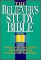The Believer's Study Bible: New King…