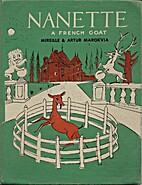 Nanette, a French goat, by Mireille Marokvia