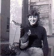 Author photo. Dolly Freed