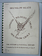 Hounslow Heath : the history and natural…