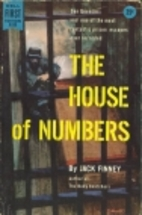 The House of Numbers by Jack Finney