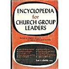 Encyclopedia for church group leaders by Lee…