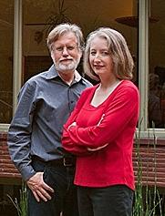Author photo. Jim Brown & Michelle Gringeri-Brown