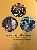 Managing Partnerships: Tools for Mobilising…