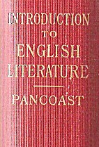 An Introduction to English Literature by…