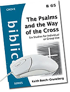 The Psalms and the Way of the Cross:Six…