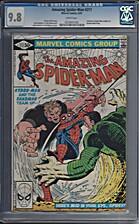Spider-Man 217 CGC 9.8