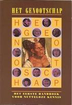 Het Genootschap : eerste handboek voor…