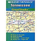 Rand McNally Tennessee Easyfinder Map by…