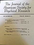 The Journal of the American Society for…