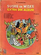 Suske en Wiske Extra Dik Album (De snoezige…