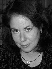 Author photo. Laurel Zuckerman