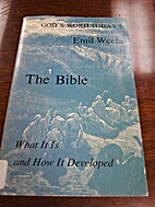 The Bible, what it is and how it developed…