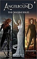 Angelbound Origins Series by Christina Bauer