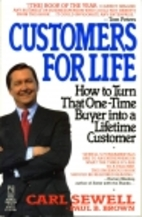 Customers For Life by Carl Sewell