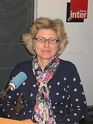 Author photo. Frédérique Crestin-Billet