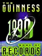 The Guinness Book of Records 1999 by Mark C.…