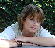 Author photo. Corine Hartman
