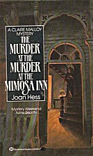 The Murder at Murder at the Mimosa Inn…