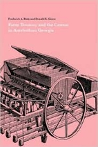 Farm Tenancy and the Census in Antebellum…