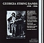 Georgia String Bands, 1928-1930 by Pink…