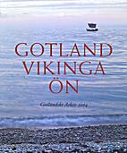 Gotland vikingaön by Gun Westholm
