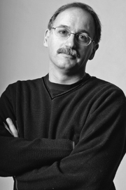 Author photo. Barry Goldstein