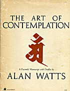 The Art of Contemplation by Alan Watts