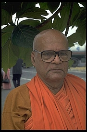 Author photo. K. Sri Dhammananda. Photograph by <a href=&quot;http://www.flickr.com/photos/regfoto/&quot; rel=&quot;nofollow&quot; target=&quot;_top&quot;>&quot;nyana-ponika&quot;</a> copied from Wikipedia.
