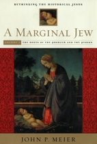 A Marginal Jew: Rethinking the Historical…