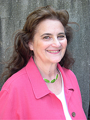 Author photo. Photograph by Janet Parker