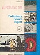 Apollo 16: preliminary science report by…