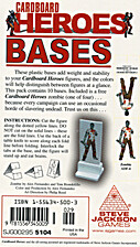 Cardboard Heroes Bases Mixed by Steve…