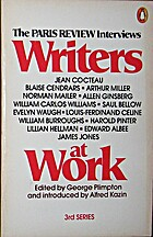 Writers at Work 03 by George Plimpton