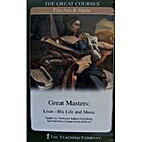 Great Masters: Liszt - His Life and Music by…