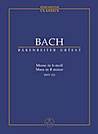 Mass in B minor, BWV 232 by Johann Sebastian…