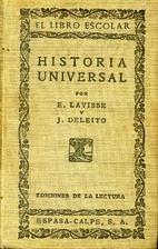 Historia Universal by Ernesto Lavisse