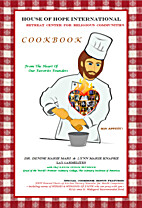 House Of Hope International Cookbook by…