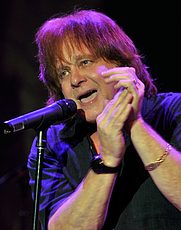 Author photo. Eddie Money. Photo credit: Wikimedia Commons user Wmshprd