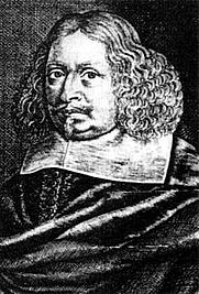 Author photo. Justus Georg Schottelius
