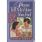 Please Tell Me How You Feel by Marion Stroud