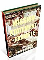 Mission Statement - Example by Gordon Owen @…