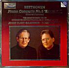 Piano concerto no. 5 in E flat major, op. 73…
