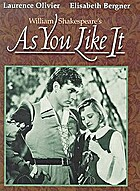 as you like it (film) by Paul Czinner