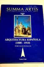 Arquitectura espanola, 1808-1914 (Summa…